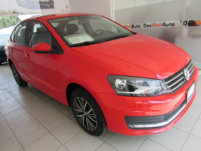 Volkswagen Vento All Star Aut Rojo 2017