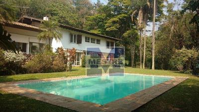 Chácara Residencial À Venda No Pico Do Jaraguá, São Paulo. - Ch0018