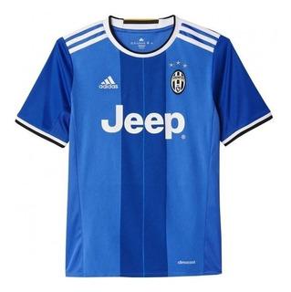 Franela adidas Uniforme Juventus Original Niños Ai6228