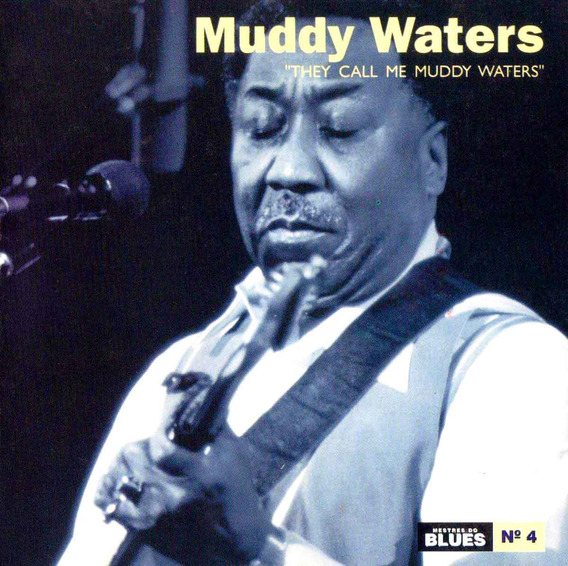 Cd Muddy Waters Mestres Blues Sucessos Rollin Stone Baby