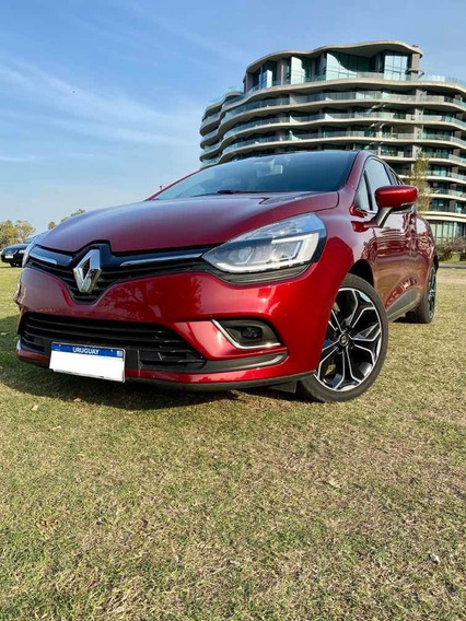 Renault Clio 0.9 Iv Fase Ii Turbo Dynamique 2017