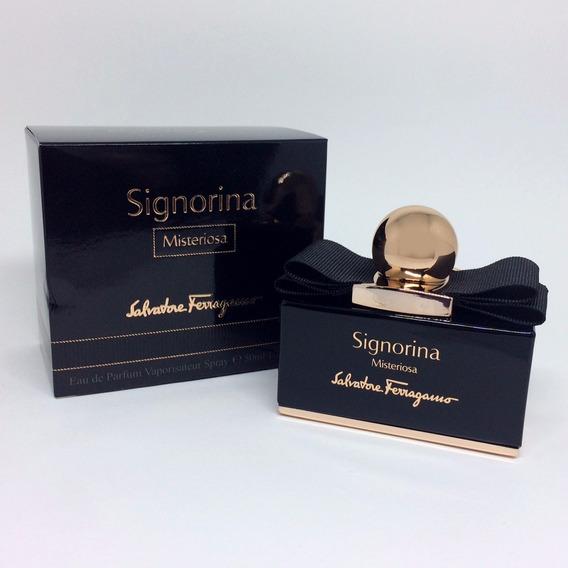 Signorina Misteriosa Eau De Parfum 50ml + Amostra De Brinde
