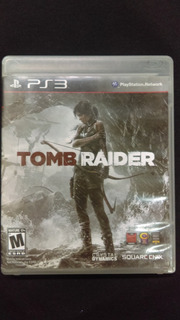 Tomb Raider Ps3 - Wird Us