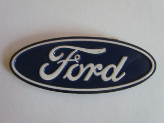 Iman Emblema Ford Refrigerador Casa Taller Oficina Auto F100
