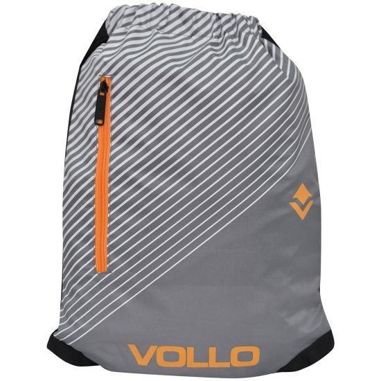 Mochila Gym Sack Vollo One Cinza