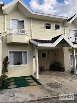 Casa Com 3 Dormitórios À Venda, 149 M² Por R$ 450.000,00 - Jardim Das Indústrias - São José Dos Campos/sp - Ca1511