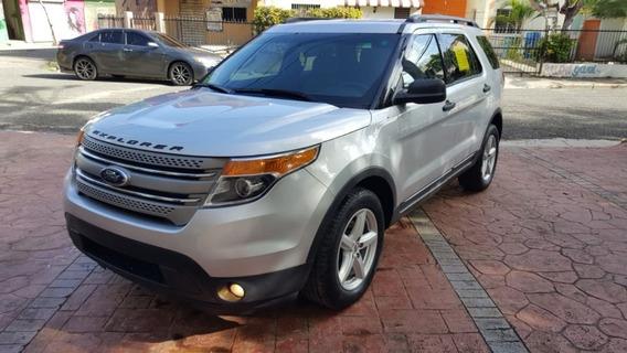 Ford Explorer 2014, Importada, Nueva!!
