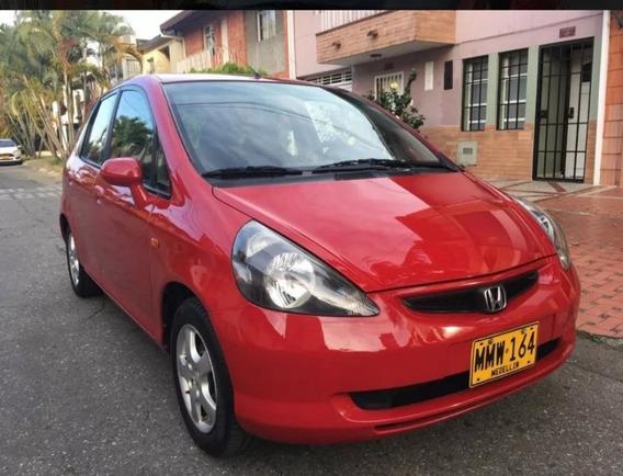 Automovil Honda Fit Como Nuevo, Exelente Estado