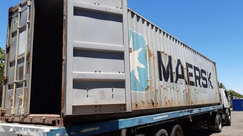 Contenedores Maritimos Container 20' Matacos