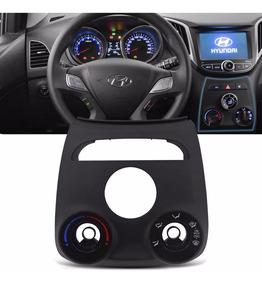 Moldura Painel Botão Ar Condicionado Hyundai Hb20 Original
