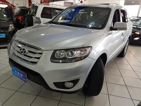Hyundai Santa Fé 3.5 Mpfi Gls 7 Lugares V6 24v 285cv