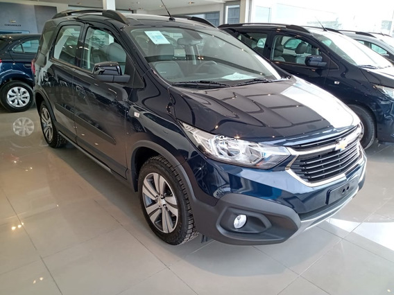 Chevrolet Spin Activ At 7 A. - Chevrolet Chevent
