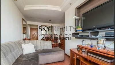 Apartamentos - Vila Sao Paulo - Ref: 11447 - L-11447