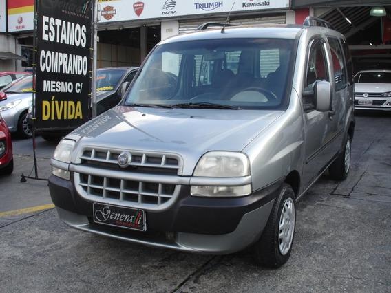 Fiat Doblo Elx 1.8 Flex 2006