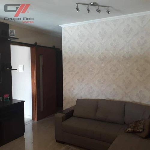 Imagem 1 de 10 de Casa Com 3 Dormitórios À Venda, 70 M² Por R$ 430.000,00 - Parque Paduan - Taubaté/sp - Ca0436
