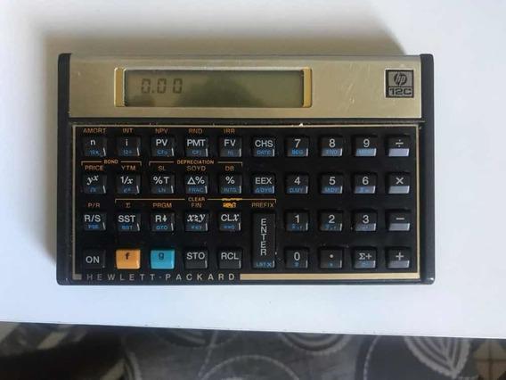 Calculadora Hp 12c