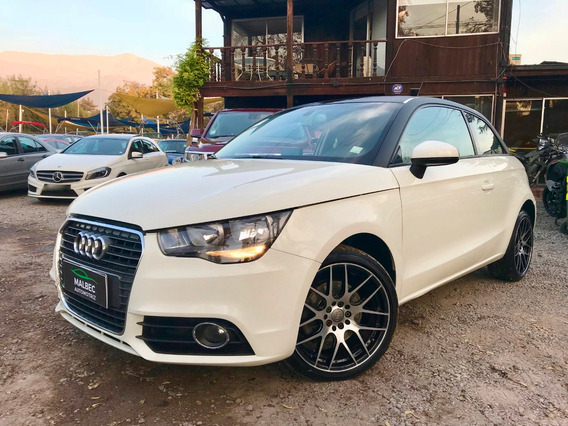 Audi A1 1.4 Turbo Attraction