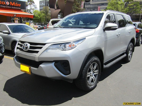 Toyota Fortuner At 2,7