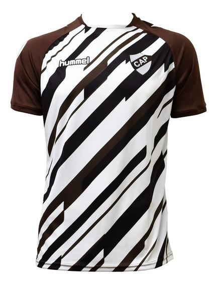 Nueva Camiseta Prematch Platense Hummel Rc Deportes