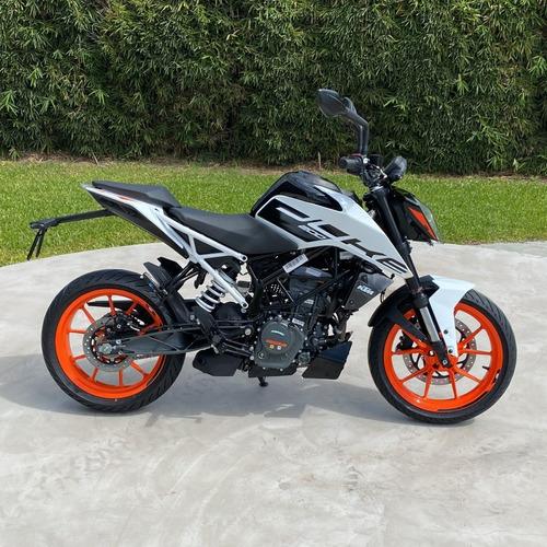 Ktm Duke 200 Ng 2021 No Twister 250 Fz Ns Gs Motorcycle