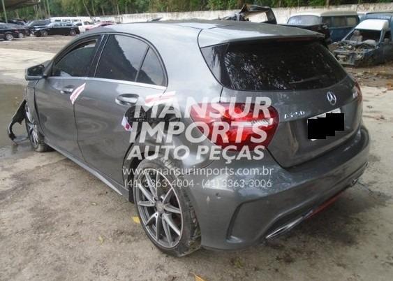 Mercedes A250 2016 Sucata/peças/motor/retrovisor