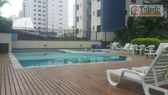 Apartamento Com 3 Dormitórios À Venda, 96 M² Por R$ 760.000 - Tatuapé - São Paulo/sp - Ap0442