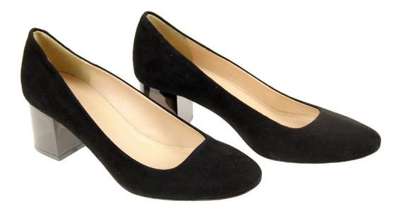 Zapatos De Cuero Importado J Crew Numero 39.5 Impecables