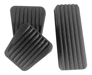 Gomas De Pedal Chevy C1 C2 C3 Accesorios Gm