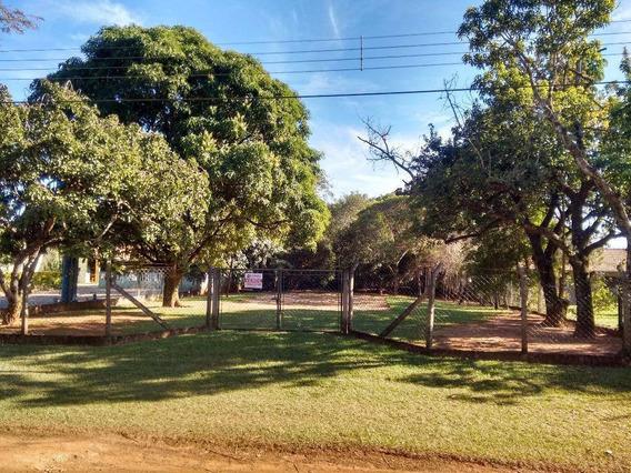 Terreno Residencial À Venda, Mirante Jaguari, Cosmópolis - Te0418. - Te0418