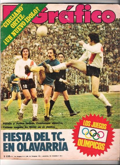 Revista El Gráfico. Edições N° 2964-2966-2973