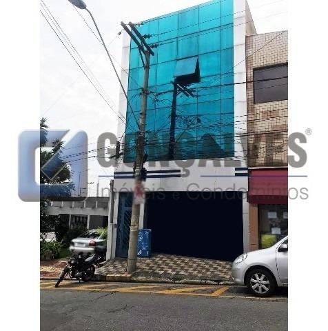 Locação Predio Comercial Sao Caetano Do Sul Santa Paula Ref: - 1033-2-35623