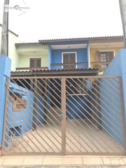 Sobrado Com 2 Dormitórios À Venda, 80 M² Por R$ 319.900 - Butantã - São Paulo/sp - So1262