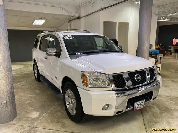 Nissan Armada 4x2