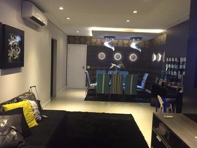 Apartamento Para Venda, Bairro Parque Dez De Novembro, Manaus Residencial Topázio, Apartamento Com 130m2, 03 Suítes Sendo 01 Suíte Master, Sala Com 2 Ambientes E Com Varanda, Co - Ap00359 - 3138631