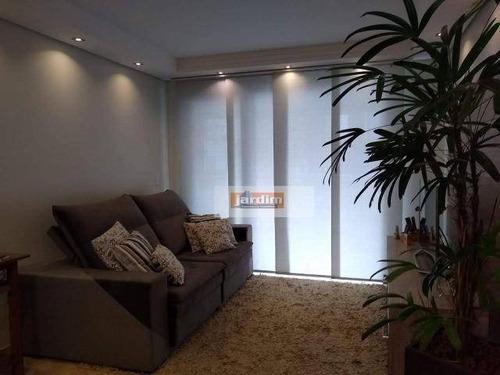 Apartamento Com 3 Dormitórios (1 Suíte) À Venda, 105 M² - Centro - São Bernardo Do Campo/sp - Ap7044