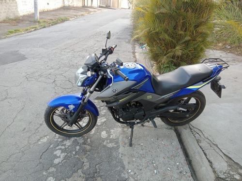 Imagem 1 de 6 de Yamaha  Fazer 250 Bluerflex