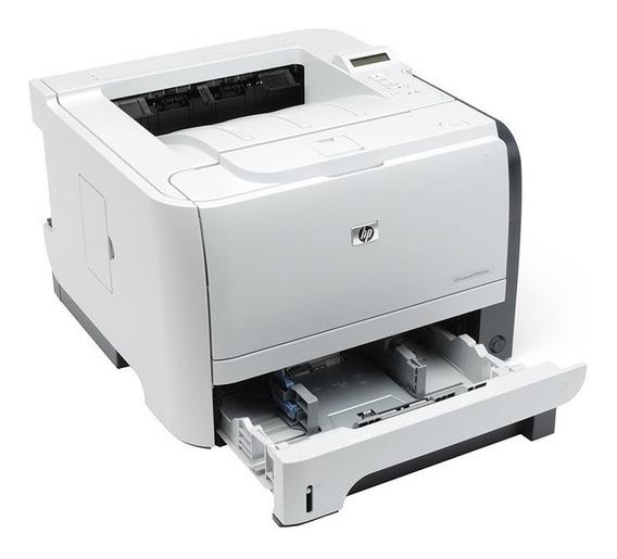 Impressora Hp Laser P2055dn + 02 Cartuchos Novos Cheios !!!