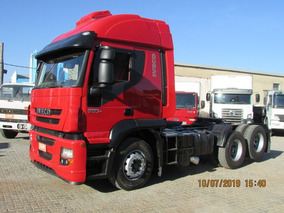 Iveco Stralis 380 6x2