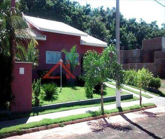 Casa De Condomínio Com 3 Dorms, Paraíso Das Águas, Buritama - R$ 350.000,00, 168m² - Codigo: 41058 - V41058