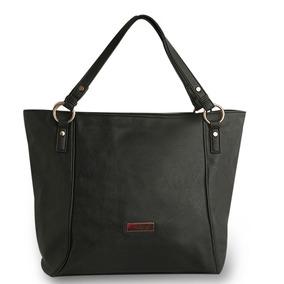 Bolsa Tote Bag Must Have Pagani Sz7007a Preta