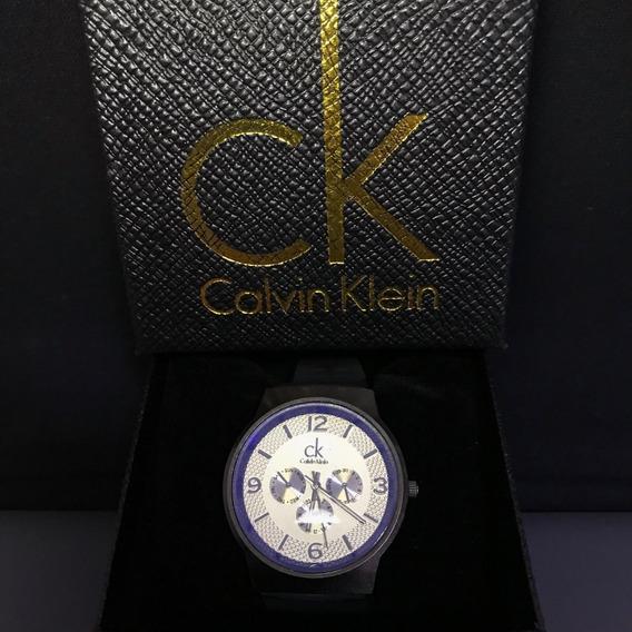 Relógios Ck - Unissex / Moderno A Preço De Custo!!!