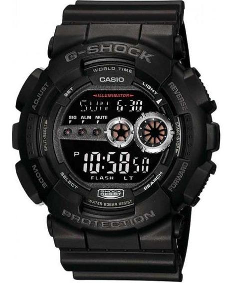 Relógio Casio Masculino G-shock Gd-100-1b