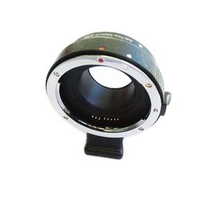 Adaptador De Lente Canon Ef-s Para Câmera Canon Eos M