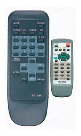 Controle Remoto Tv Aiwa