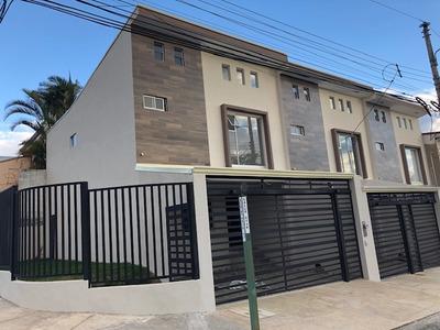 Curridabat- Vendo Casa Para Estrenar En La Itaba