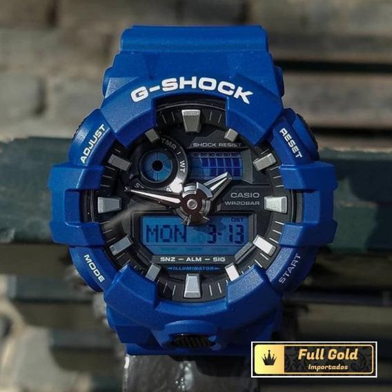 Relógio G Shock Ga700-2adr - Lançamento 2019 - 100% Original