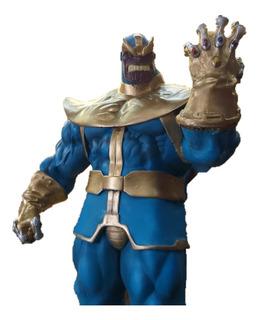 Thanos Hq Boneco Super Detalhado Marvel !