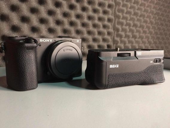 Kit Sony Alpha A6500 - Qualidade 4k