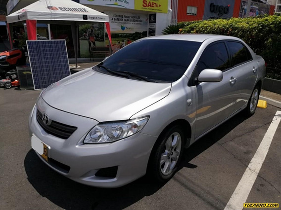 Toyota Corolla Xe1