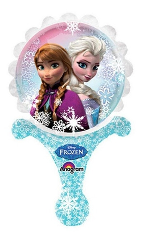 Imagem 1 de 1 de Balão Sopre E Brinque Frozen